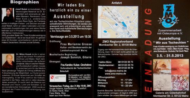 Výstava Německo.