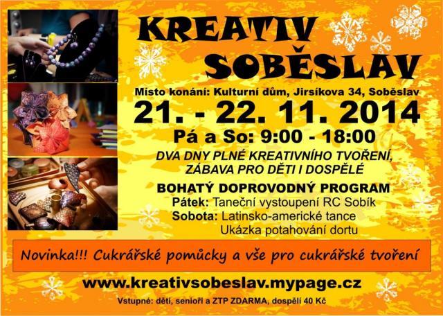 Výstava pro tvořivce