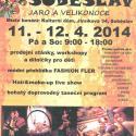 Výstava jaro 2014